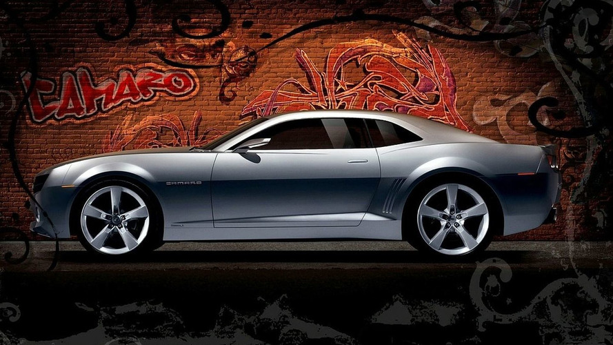 Chevrolet Camaro: Right Hand Drive Plans