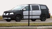2008 Chrysler Voyager (Dodge Caravan) Spy Photos