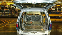 Mercury Mariner Hybrid Production Starts