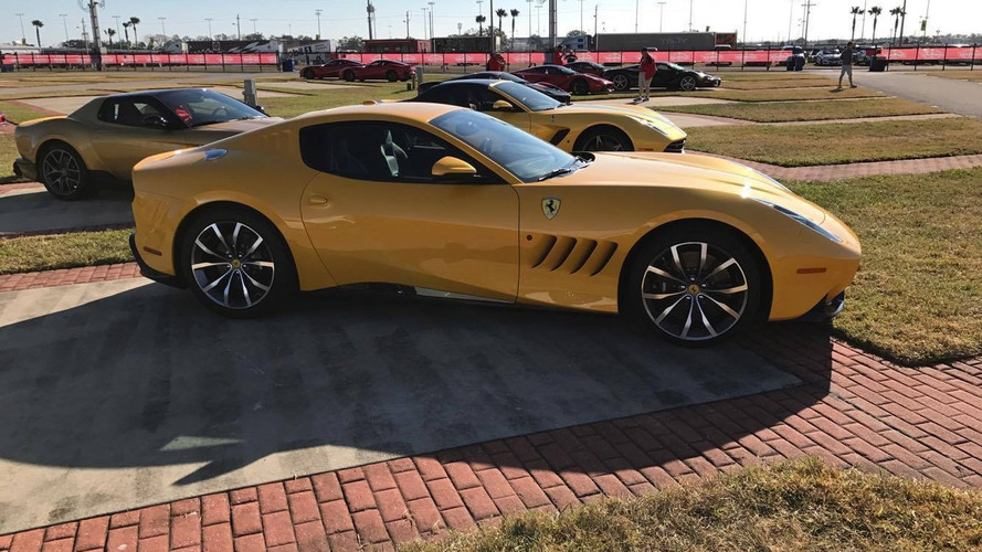 Ferrari SP275 RW Competizione is the latest one-off prancing horse