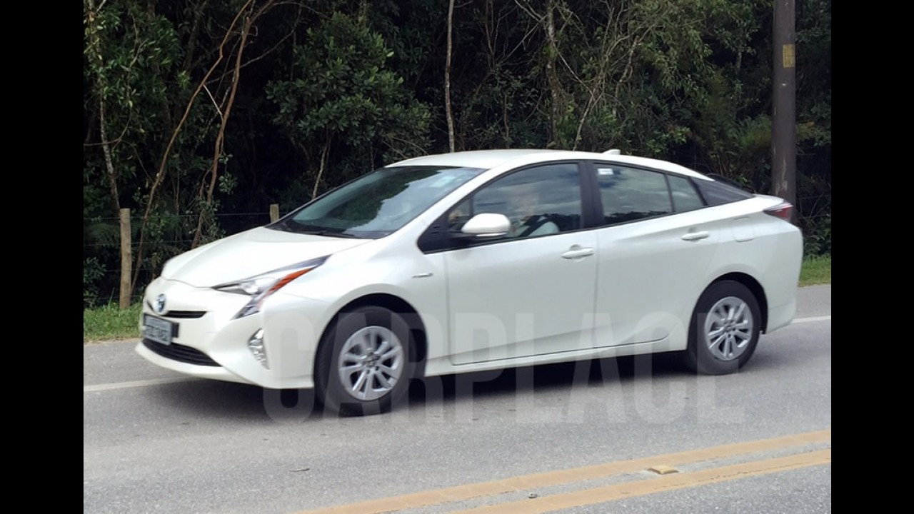 Toyota supera marca de 9 milhões de carros híbridos vendidos no mundo