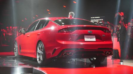 2017 Detroit Otomobil Fuarı'nın en iyileri