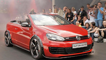 VW Golf GTI Cabriolet Concept - 3.6.2011