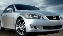First Official Images of Lexus IS Facelift Emerge