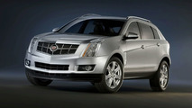 Cadillac Announces Prices for 2010 SRX Crossover and CTS Sport Wagon