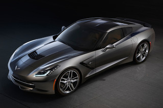 Want a Corvette C7 in China? That'll be $282,000, Please