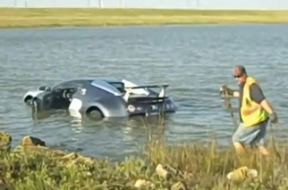 Bugatti Veyron Wrecked on Purpose for Insurance Fraud?