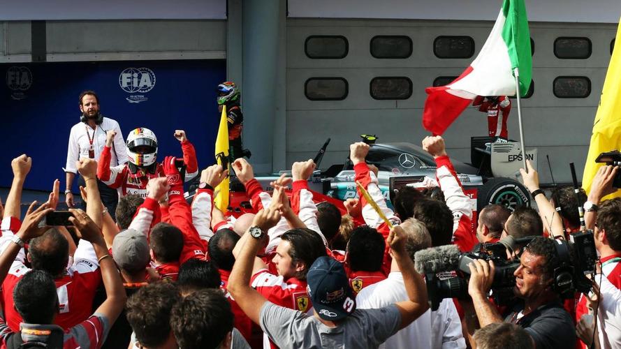 Old chiefs deserve credit for Ferrari win - Montezemolo