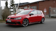 Volkswagen Golf GTI Clubsport S spied for the first time [34 pics]