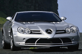 Floyd Mayweather's Mercedes-Benz SLR McLaren up for Sale