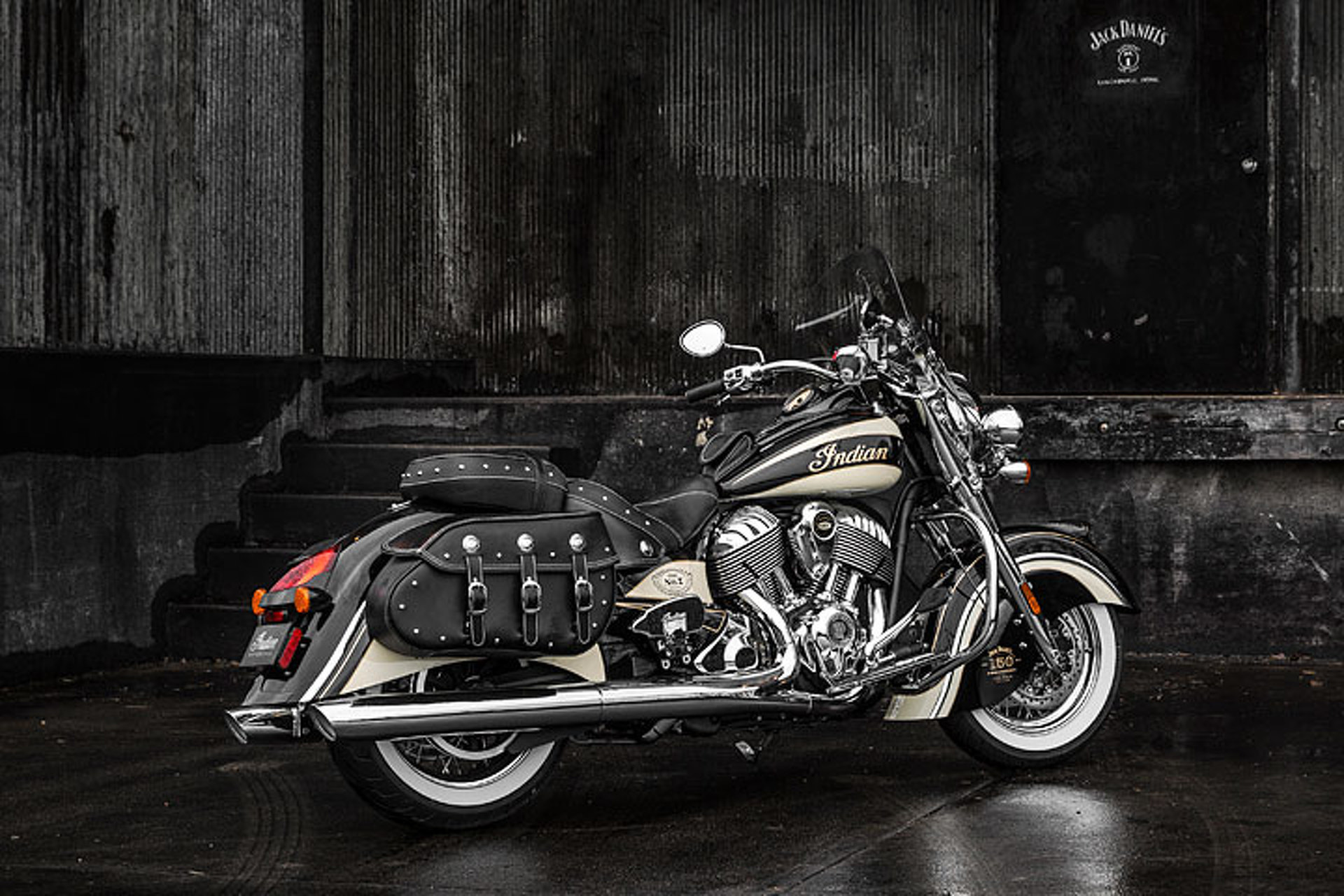 Indian Adds Some Flavor to its Lineup With Jack Daniel's Limited Edition Bikes