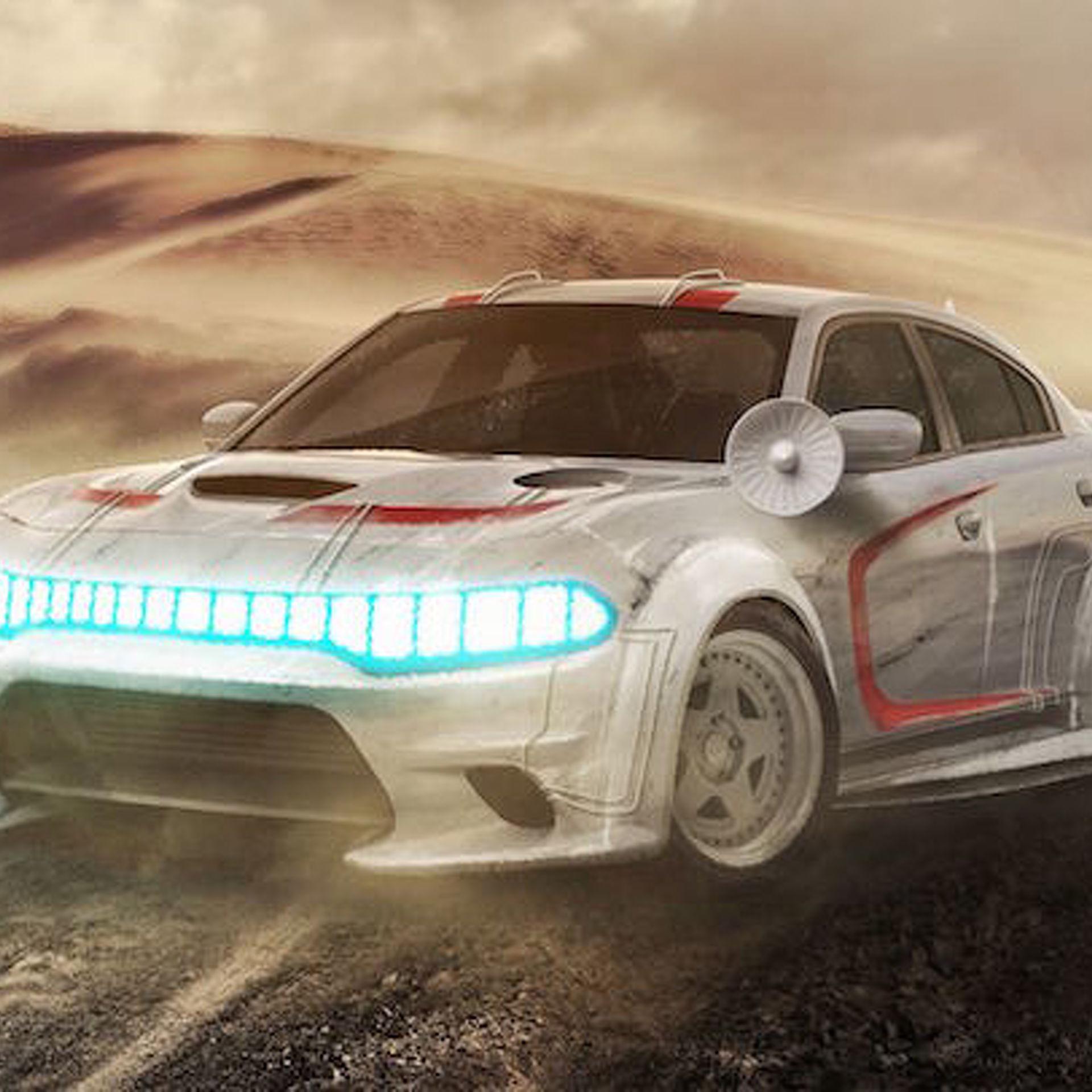 Imagine If 'Star Wars' Characters Had Cars