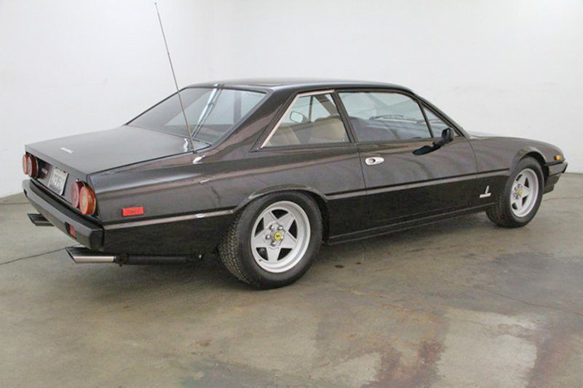 John McEnroe's Ferrari for Sale on eBay