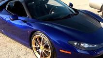 Production-spec Ferrari Sergio filmed up close and personal [video]