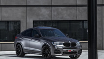 Lightweight spices up BMW X4 with more power and other upgrades