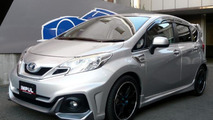 Nissan Note by Impul 03.4.2013