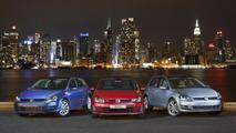 Volkswagen Golf / GTI VII presented in New York