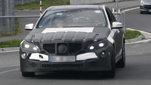 2014 Mercedes E63 AMG to get 550 HP and 4MATIC