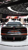 Pininfarina Cambiano Concept revealed in Geneva