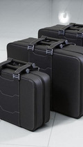 Neiman Marcus Luggage Set