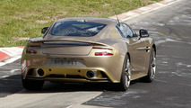 Aston Martin Vanquish spied at Nurburgring 19.06.2012