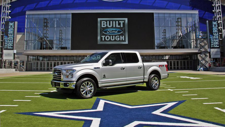 Dallas Cowboys Ford F-150