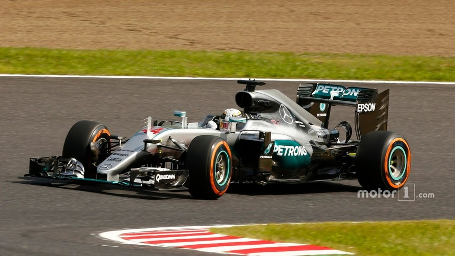 F1 Japanese Grand Prix - Race (Live Commentary)