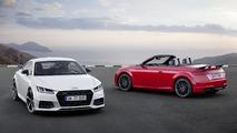 L'Audi TT enfile la panoplie S line competition