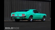 Ford Mustang Boss 429 Grabber Green