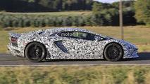 2018 Lamborghini Aventador facelift