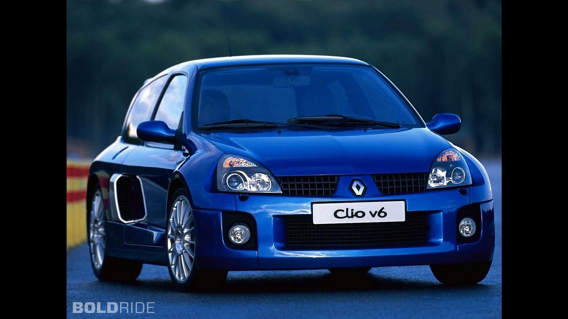 Renault Clio V6 Renault Sport