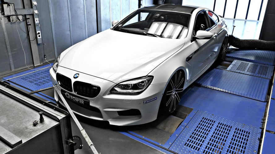 BMW M6 Coupe F13 receives 710 HP from G-Power