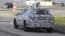 2015 Mercedes-Benz GLK spy photo