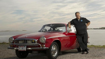 1966 Volvo P1800 owner clocks almost three million miles