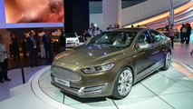 Ford Mondeo Vignale concept live at 2013 Frankfurt Motor Show 11.09.2013