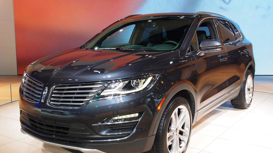 2015 Lincoln MKC bows in Los Angeles, has an all-new 2.3-liter EcoBoost engine