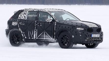 Photos espions - Le Volvo XC40 sera bientôt prêt