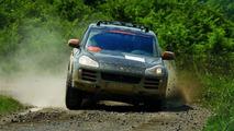 Porsche Cayenne S Transsyberia First Test Run