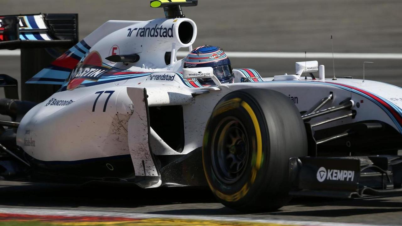 Valtteri Bottas (FIN), 24.08.2014, Belgian Grand Prix, Spa Francorchamps / XPB