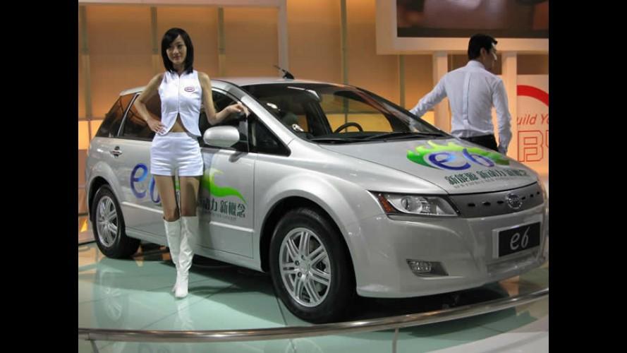 China oferece subsídio para veículos