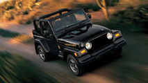 Jeep Wrangler Golden Eagle Limited Edition