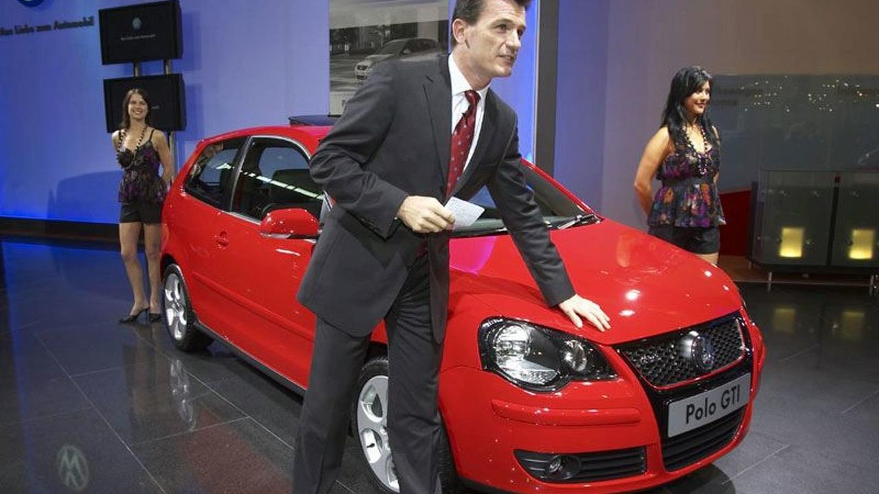 New VW Polo GTI at Australian International Motor Show