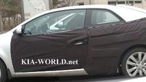 2010 Kia Forte/Spectra Coupe Spied