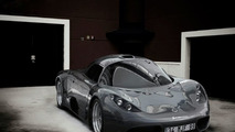 Onuk Sazan Supercar from Turkey
