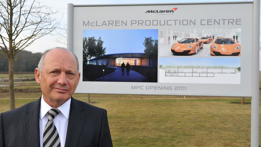 McLaren MP4-12C Press Launch [Video]