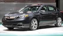 2012 Acura TL facelift - 09.2.2011