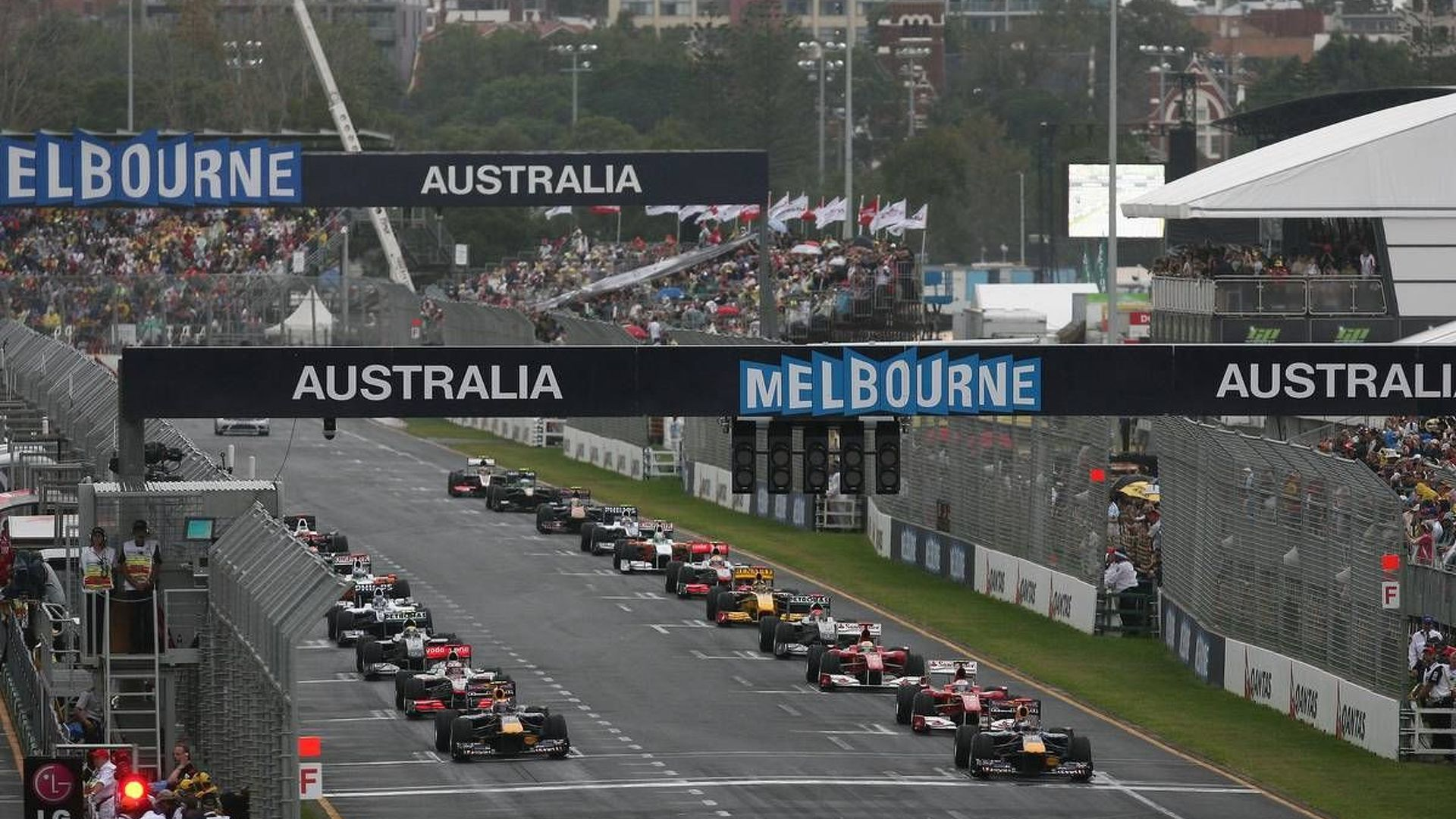Australia to have earlier start time in 2011