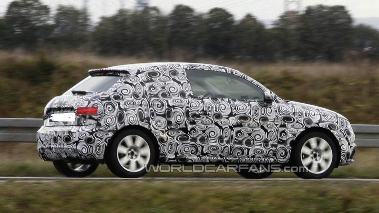 2011 Audi A1 Prototype