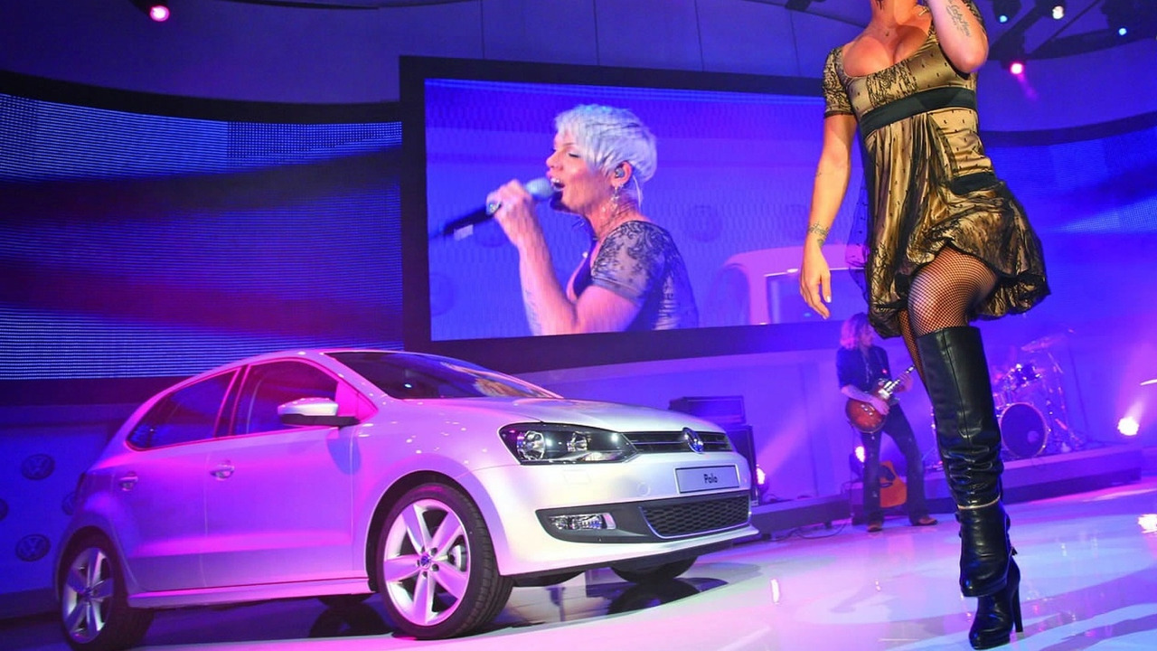 Volkswagen Polo MkV in Geneva