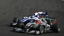 Schumacher lucky to avoid black flag, race bans - Warwick